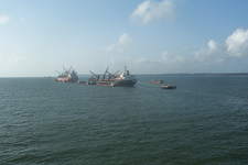 Ships At Mormugao Port