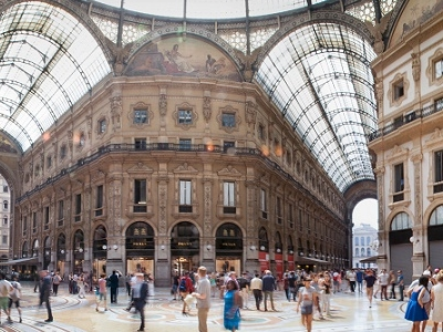 Shopping In Milan - Lombardy
