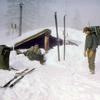 Shoshone Patrol Cabin - Yellowstone - USA