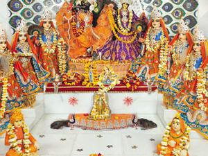 Shree Radha Ras Bihari Ashta Sakhi Temple