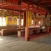 Shrine Interior Near Jomsom - Annapurna Nepal