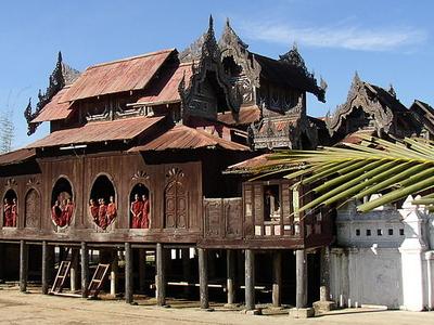 Shwe Yan Pyay Monastery