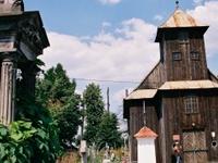 Siemiatycze's St Ann Cemetary Chapel