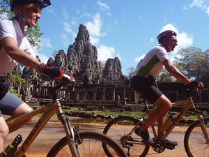 Siem Reap Cycling 5 Days / 4 Nights Photos