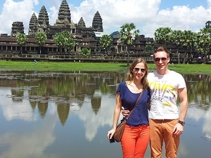 Siem Reap - Phnom Pehn 5 Days Photos
