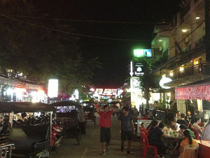 Siem Reap Street Food Evening Tour Photos
