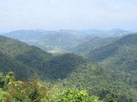 Dong Phaya Yen Mountains