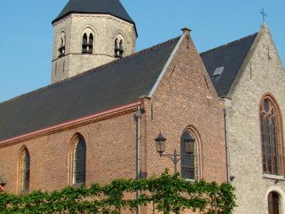 Sint Eloois Vijve Sint Eligius Kerk