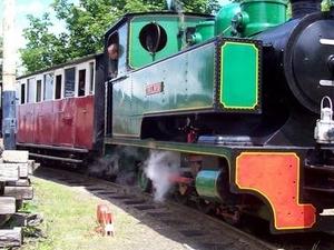 Sittingbourne and Kemsley Light Railway