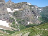 Siyeh Bend CutOff Trail