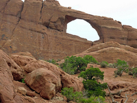 Skyline Arch Trail