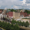 Skyline Of Downtown Bangor