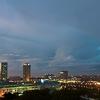 Skyline Of Alabang Muntinlupa