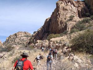 Slavin Gulch Trail