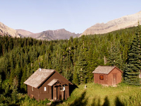 Slide Lake and Otatso Creek Patrol Cabin