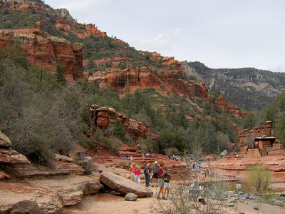 Slide Rock State Park