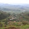 Small Village Outside Bwindi Impenetrable Forest UG