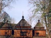 Smolnik's Greek Catholic Church of Archangel Michael