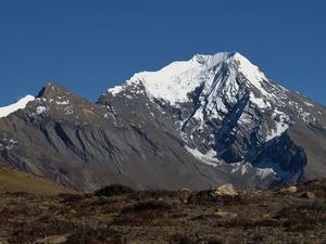 Pisang Peak Climbing Photos