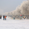 Snow In Jilin City