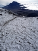 Snow Peak Of Mount Kilimanjaro