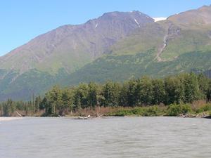 Snow River