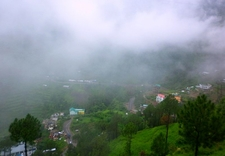 Solan During Monsoon