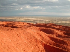 Sommet Uluru