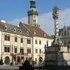 Sopron . Hauptplatz