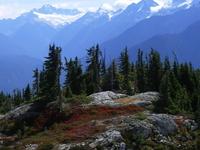 Sourdough Mountain Trail