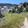 South Fork Cascade Canyon Trail