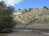 South Fork San Miguel River