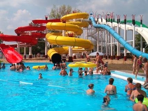 Spa and Aquapark of Kecskemét