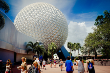 Spaceship Earth - Epcot Center