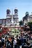 Spagna Spanische Treppe Rom