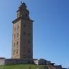 Spain La Coruna Tower