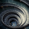 Spiral Stairs - Vatican Museums - Rome