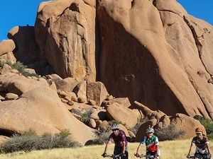 Namibia 16 Day MTB Safari