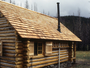 Sportsman Lake Patrol Cabin