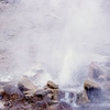 Spray Geyser - Yellowstone - USA
