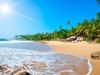 Sri Lanka Tropical Beach View