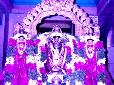 Srinivasa Perumal Temple Kanchipuram