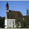 St-Agatha Church-Bad Goisern Am Hallstättersee, Austria