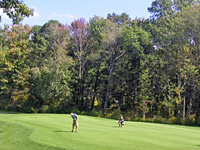 Stanley Municipal Golf Course - Course 1