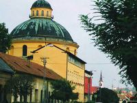 St. Ann Church - Round Church - Esztergom