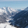 St. Anton Am Arlberg As Seen From The Galzig Slopes