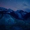 Starry Night View - Nepal Himalayas
