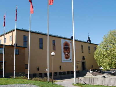 Swedish Museum Of National Antiquities
