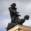Statue of Abbe Faria