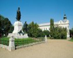 Statue of Istvan Bocskai